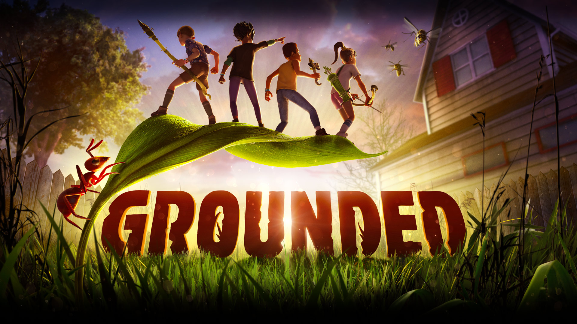 Grounded para Xbox One e Windows 10 | Xbox