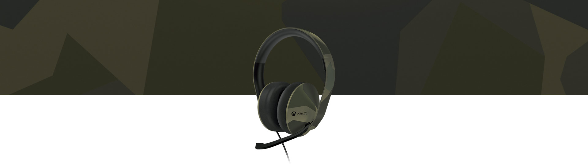 Xbox One Special Edition Armed Forces-stereoheadset