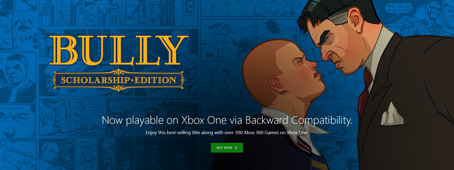 bully scholarship edition now playable on Back Compat