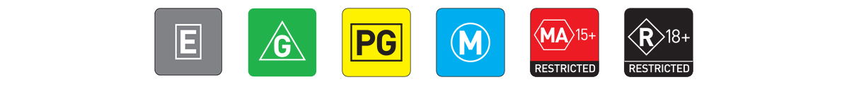 ESRB logos