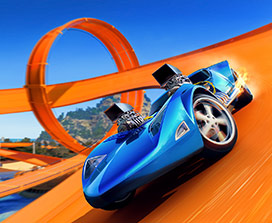 《Forza Horizon 3》Hot Wheels 扩展包