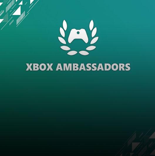 Xbox Ambassadors logo