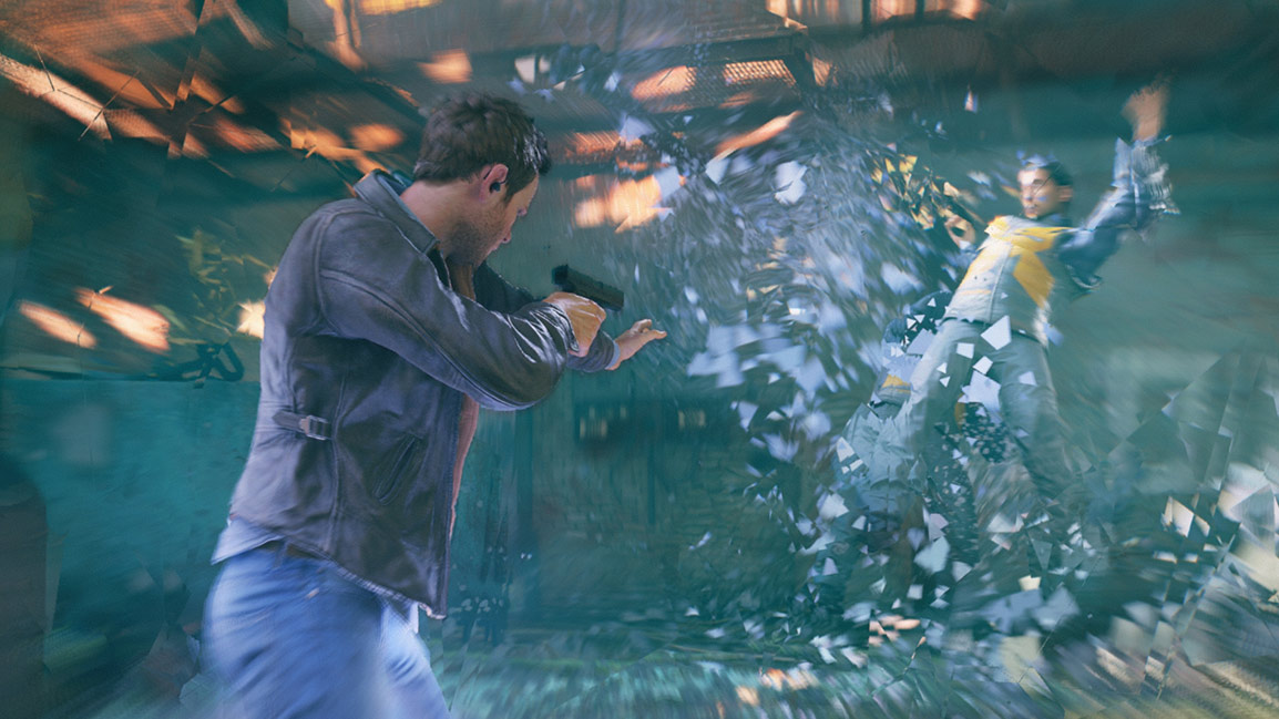 Screenshot 7 di Quantum Break