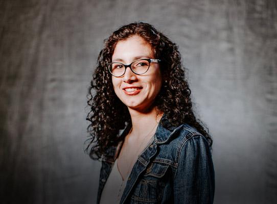 Portrait of Angela Serrano Brummett