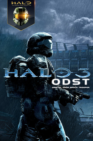 Halo 3: ODST Boxshot