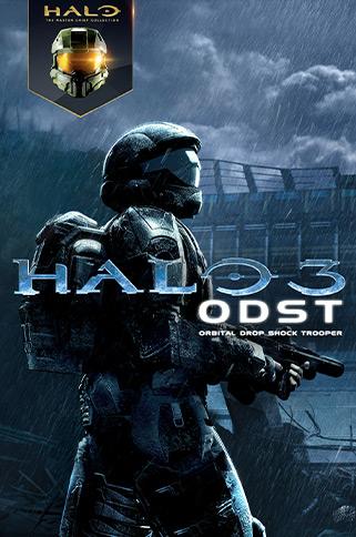 Halo 3: ODST -kansikuva
