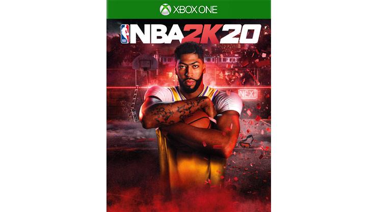 Image de la boîte du jeu NBA2K20
