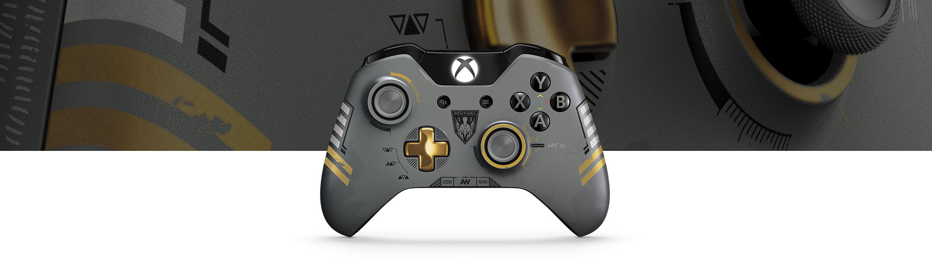 Controle Call of Duty Advanced Warfare