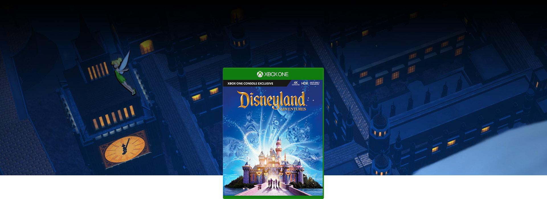 Disneyland Adventures boxshot