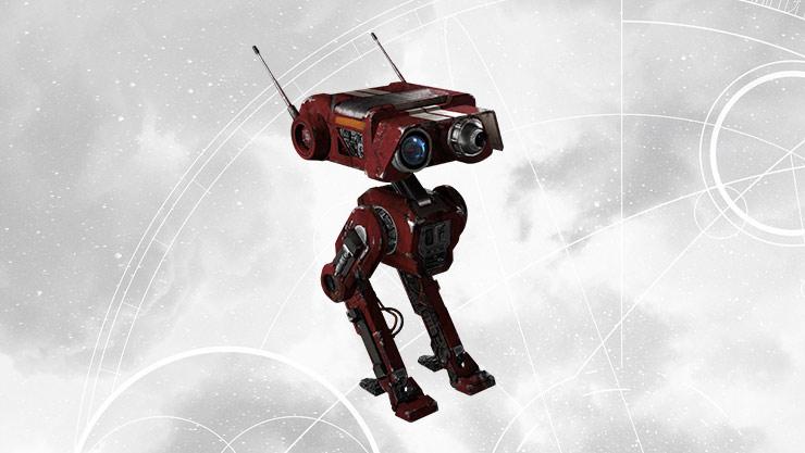 Crimson BD-1 Skin