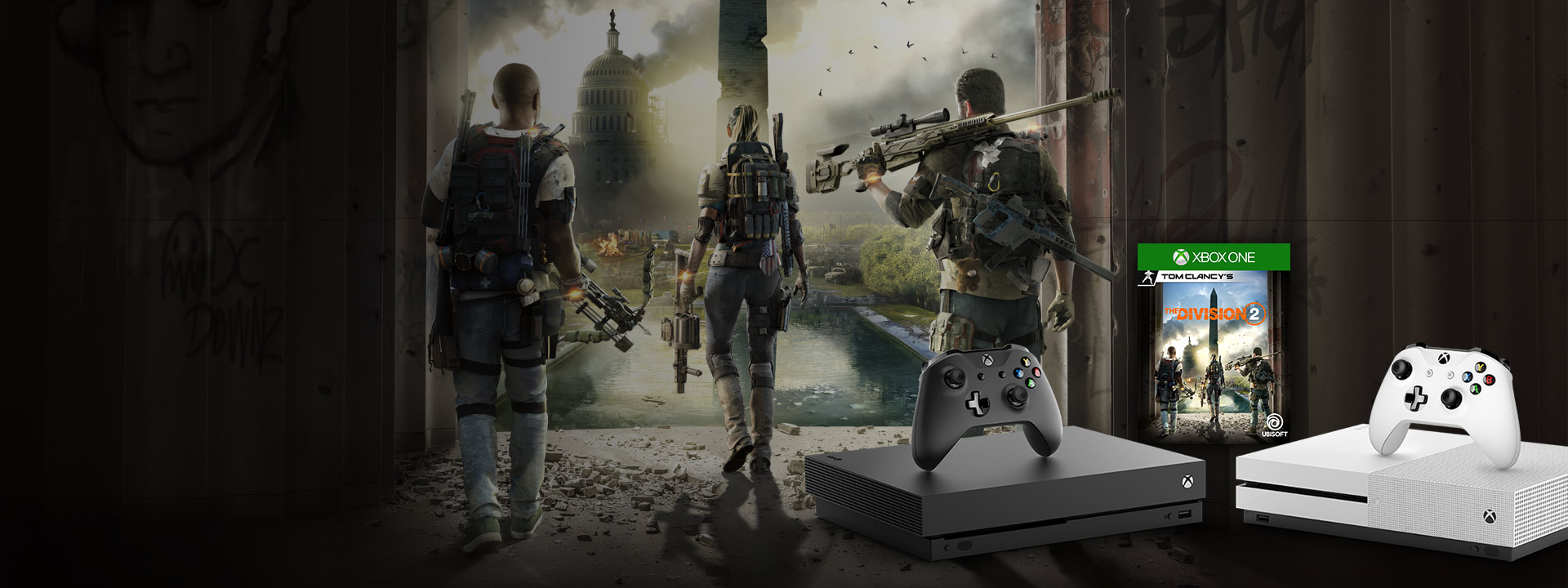 Xbox One Consoles & Bundles | Xbox