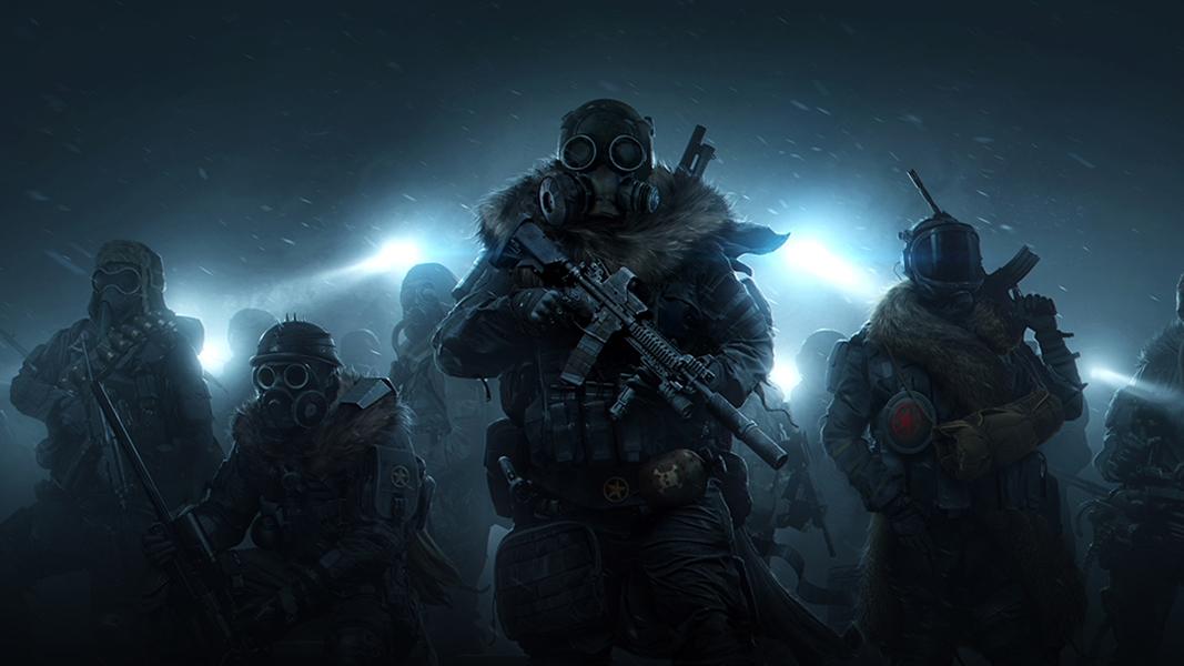 Bleeding Edge 融入组队战斗玩法。