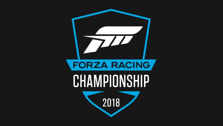 Forza Racing Championship 2018 logo