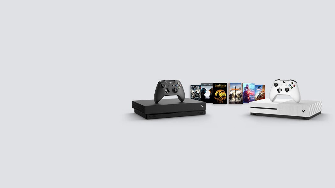 Father's Day - Get games with select Xbox One console bundles