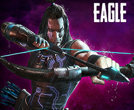 Killer Instinct Eagle
