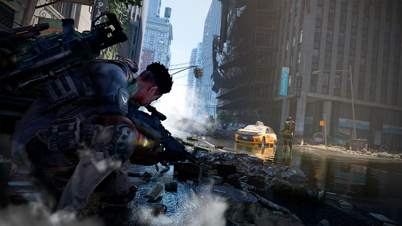 Tom Clancy S The Division 2 For Xbox One Xbox