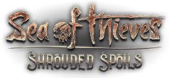 Sea of Thieves: Shrouded Spoils logo