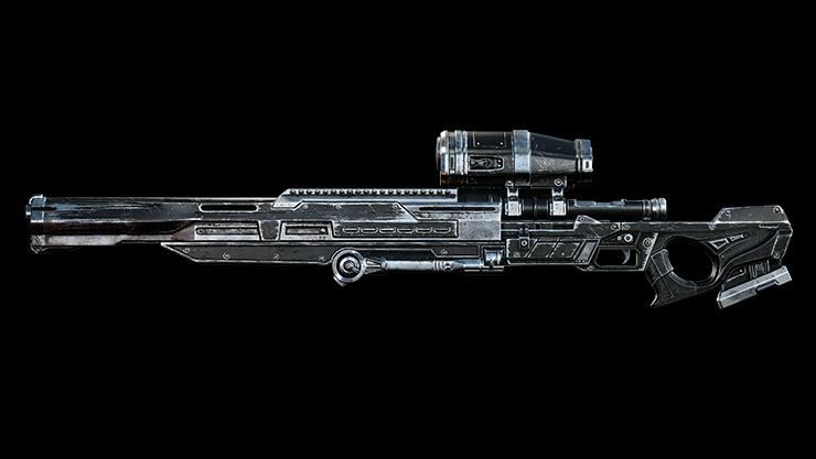 Long shot weapon