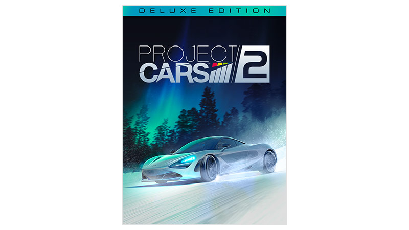 Project Cars 2 Deluxe Edition boxshot