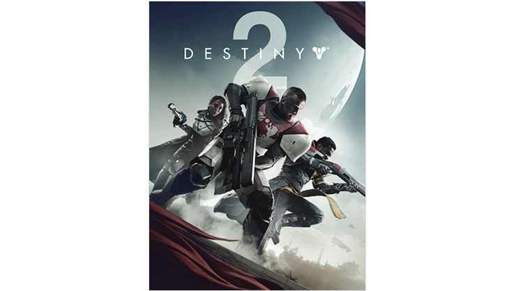 Destiny 2 standard edition box shot