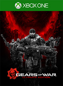 Gears of War: Ultimate Edition boxshot