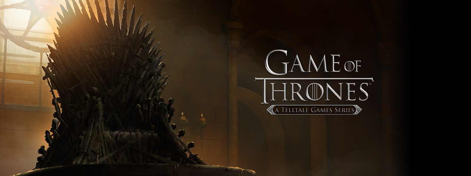Le trône de fer de Games of Thrones