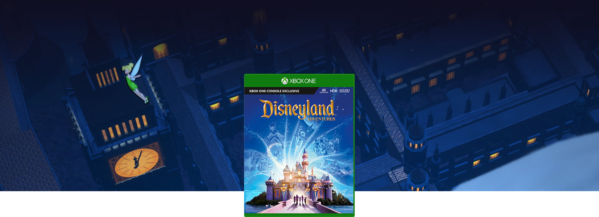 Disneyland Adventures-coverbilde