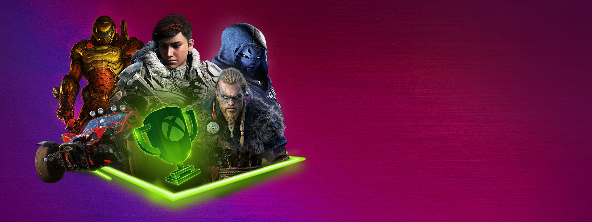 A collection of games available in the Deals Unlocked sale on a purple background.