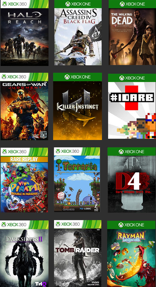 games with gold xbox live. Black Bedroom Furniture Sets. Home Design Ideas