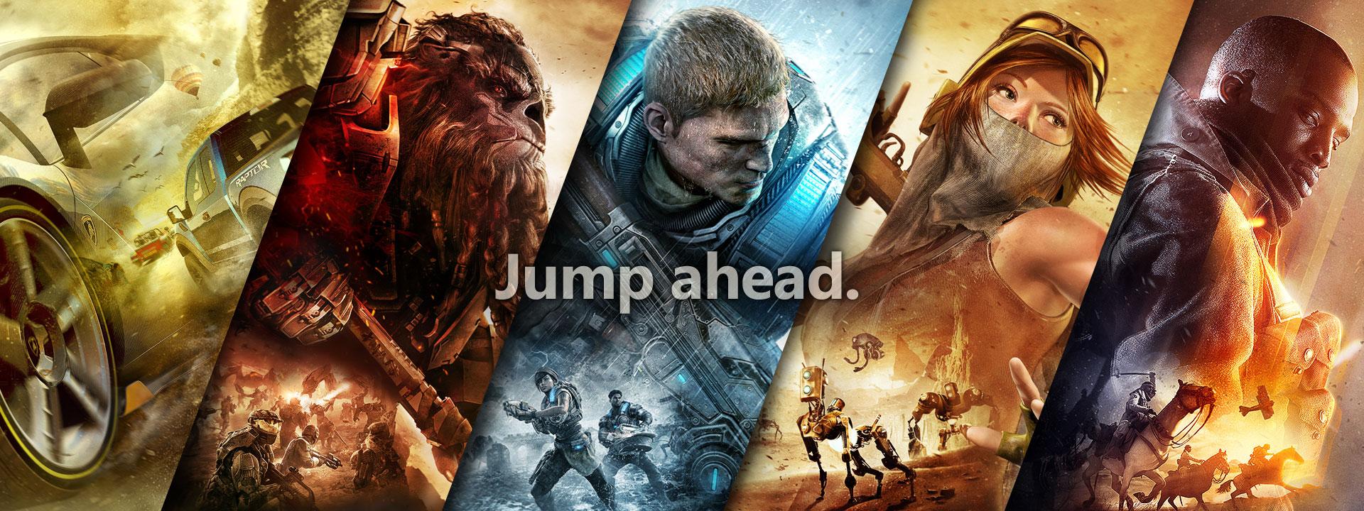 Jump ahead
