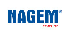 logotipo da Nagem.com.br