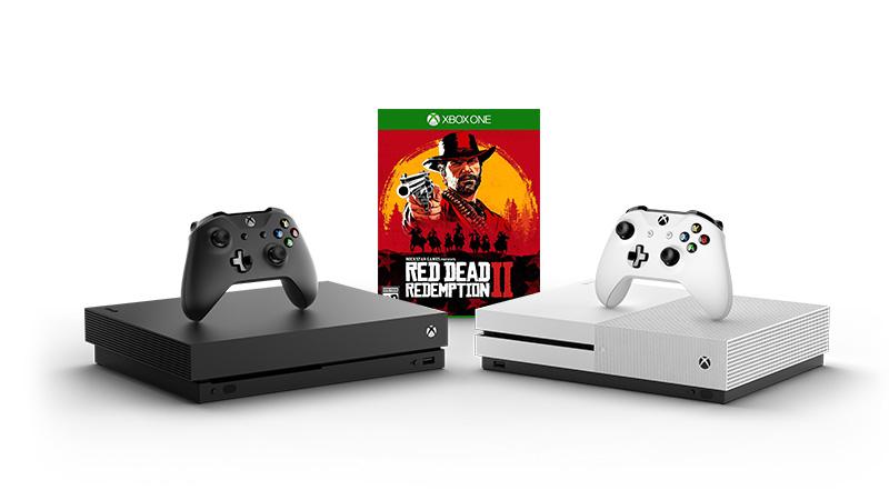 Krijg Red Dead Redemption 2 gratis bij een nieuwe console!