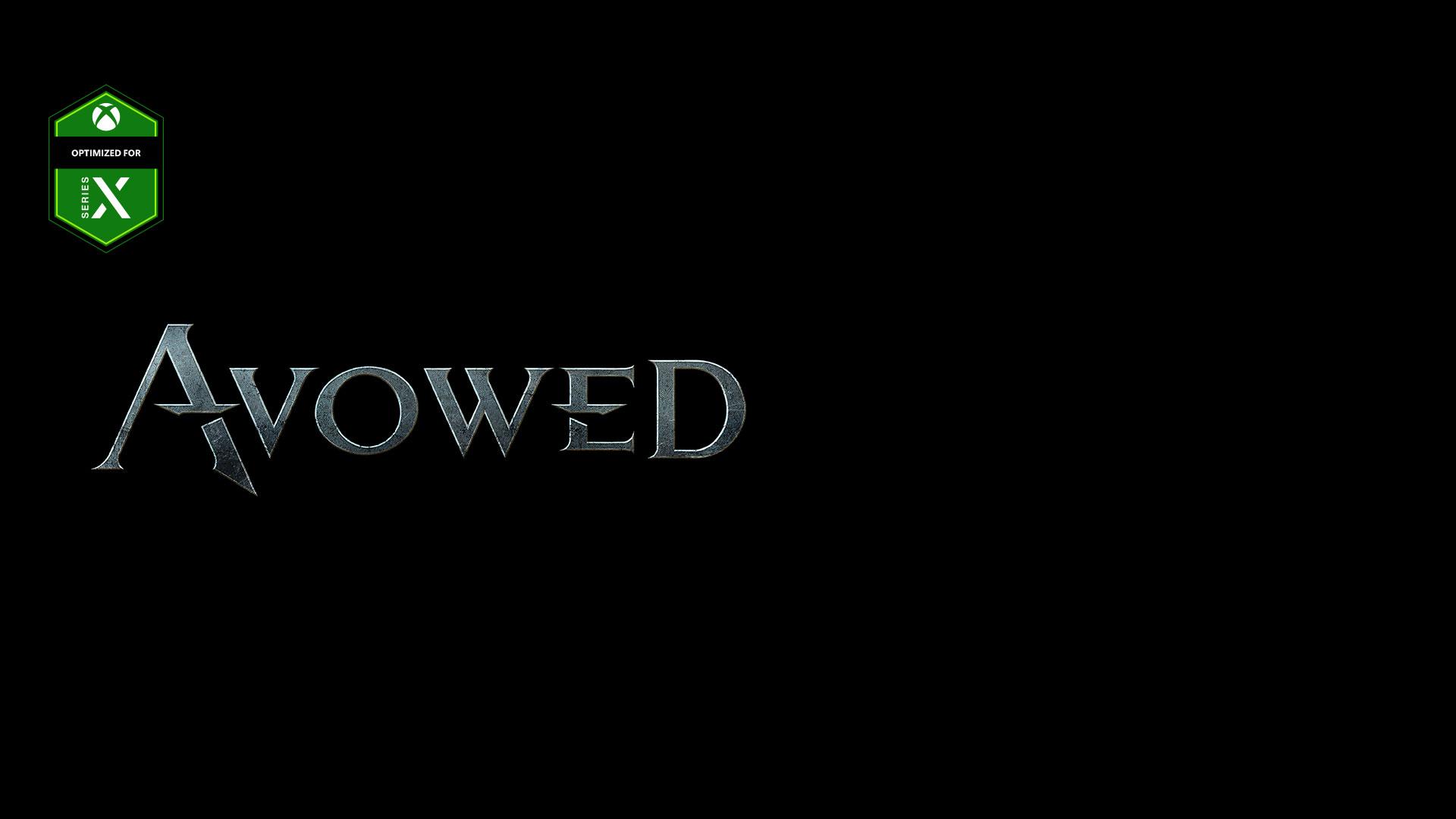 Avowed logo