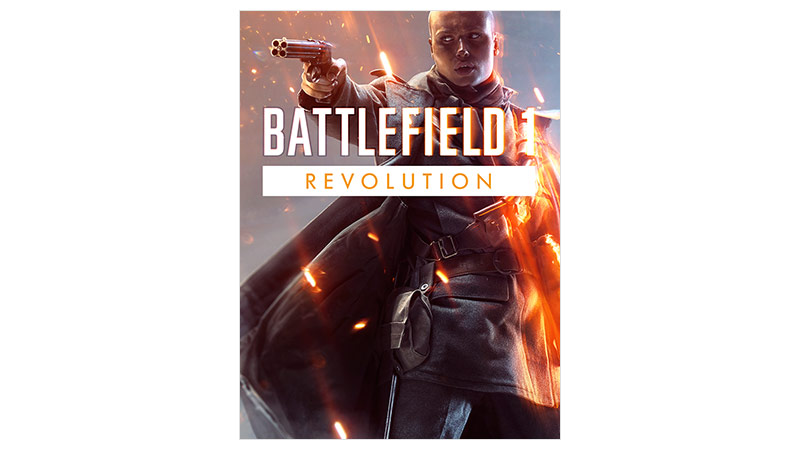 Battlefield 1 Revolution-coverbilde