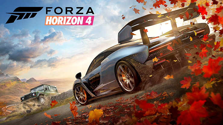 Forza Horizon 4 box shot