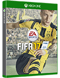 FIFA 17 box shot