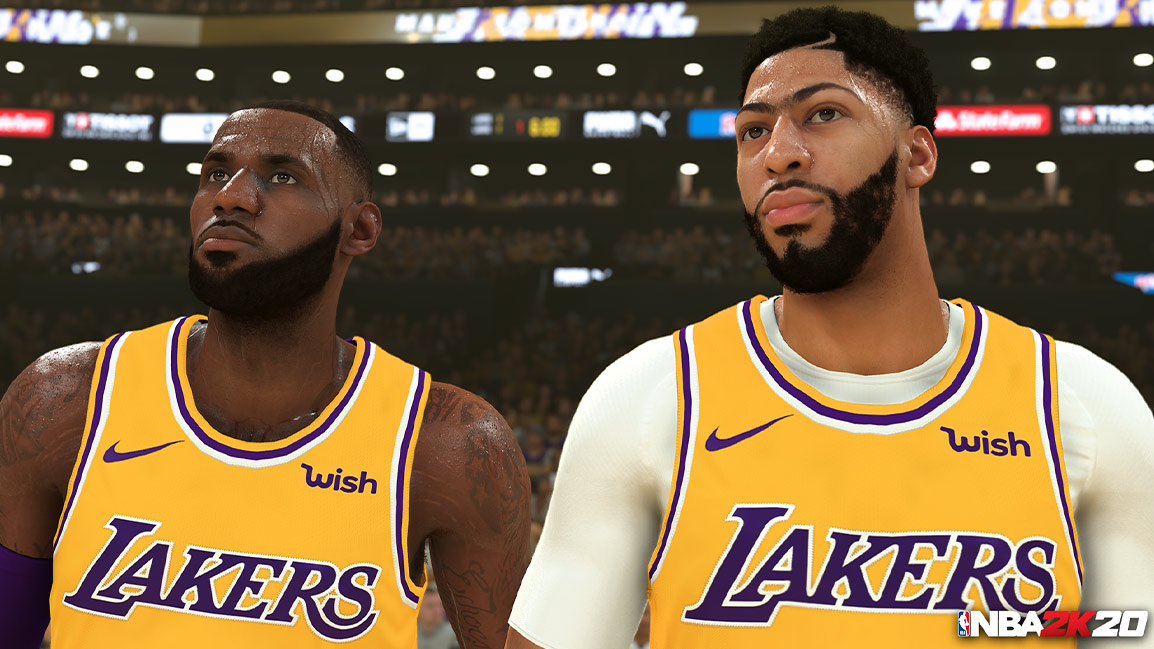 NBA 2K20 for Xbox One | Xbox