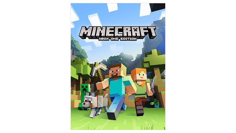 Minecraft xbox one edition xbox for Mine craft for xbox