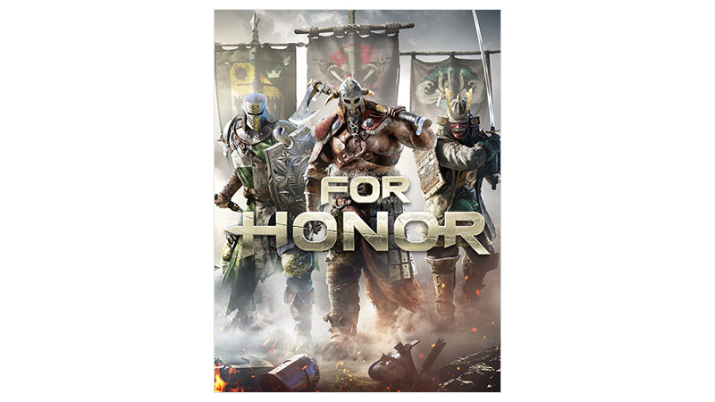 For Honor Standard Edition, bild på förpackning