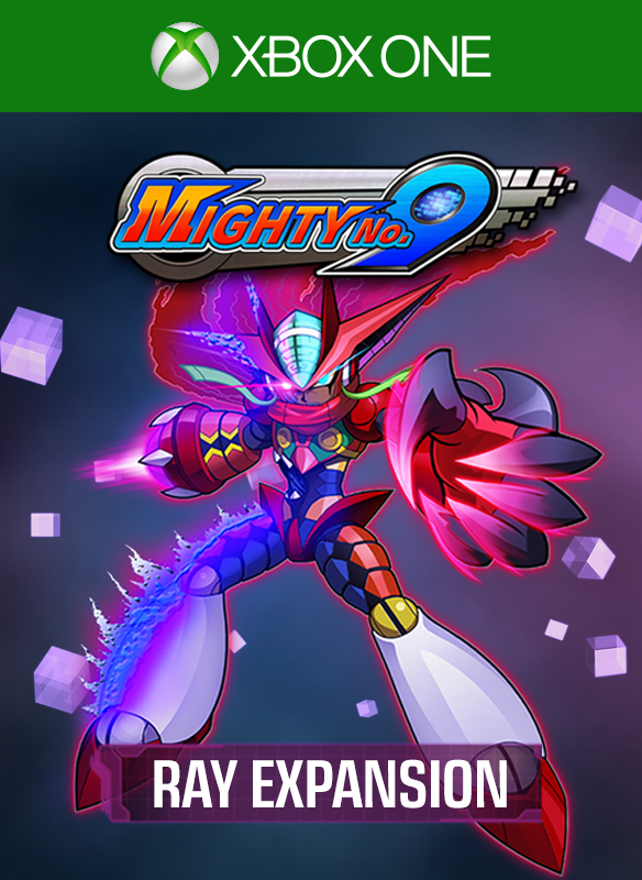 Mighty No. 9 ⎼ Ray Expansion
