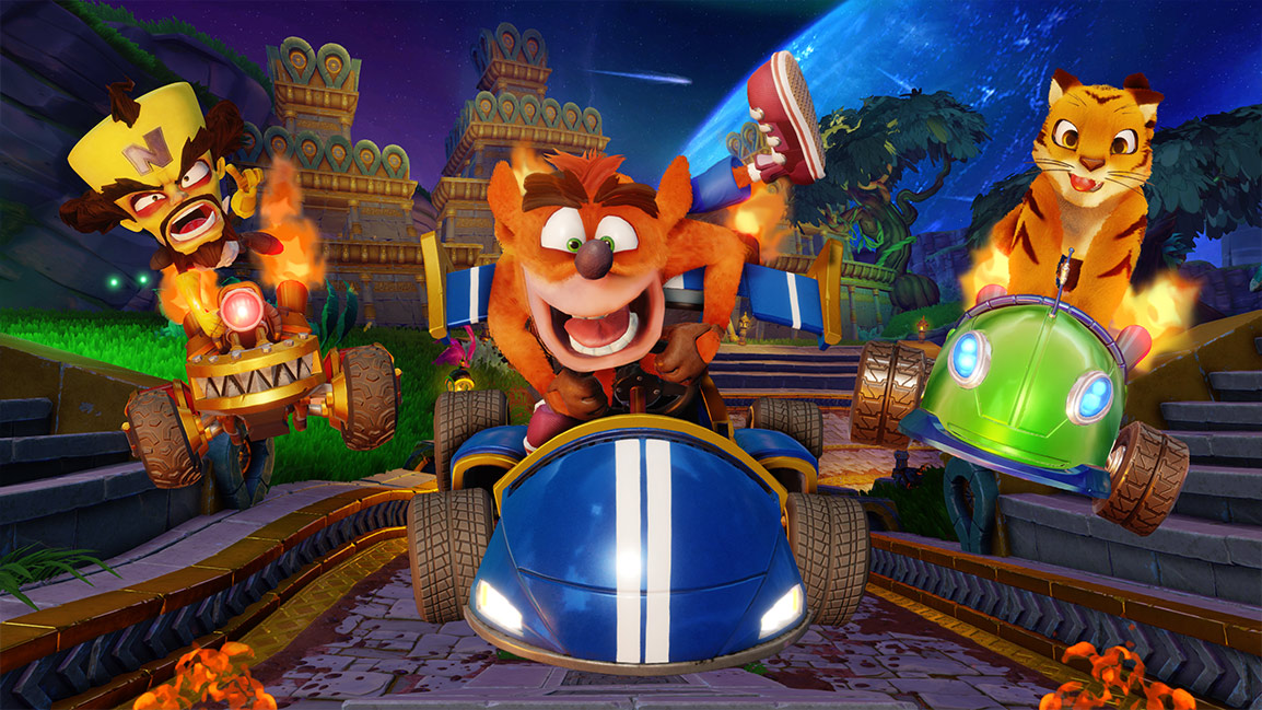 Crash Team Racing™ Nitro-Fueled for Xbox One